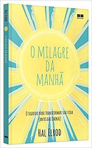 imagem do livro o milagre da manhã