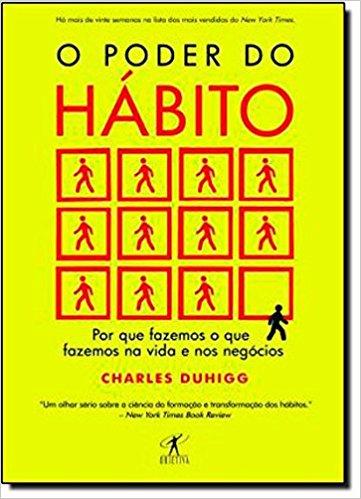 imagem do livro o poder do hábito