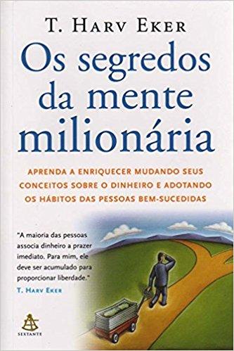 imagem do livro os segredos da mente milionária