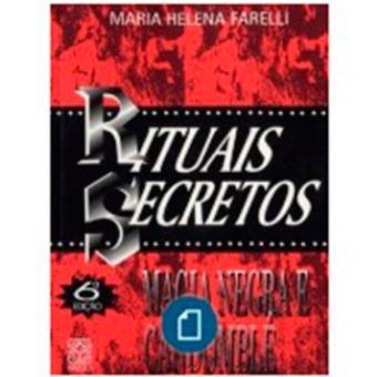 imagens do livro rituais secretos