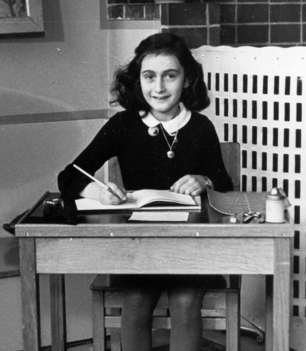 Diário, Anne Frank