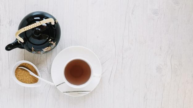 Benefícios, chá, dente-de-leão