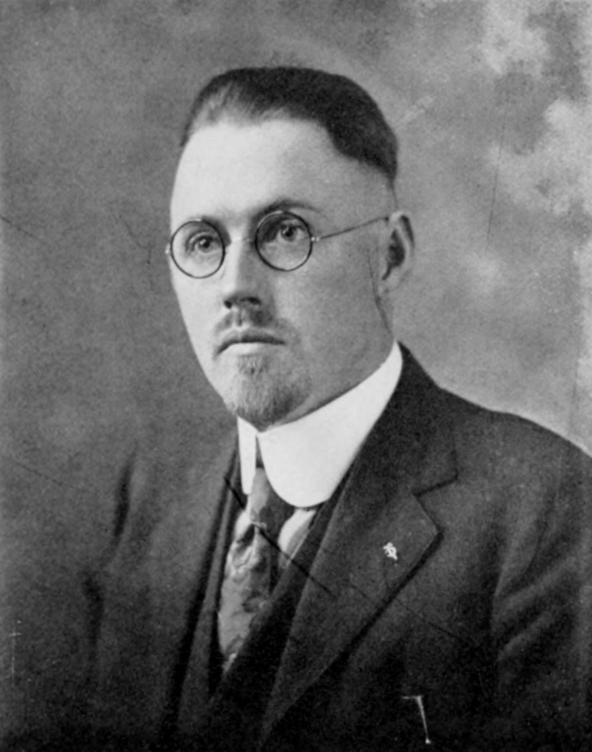 John R. Brinkley, louco