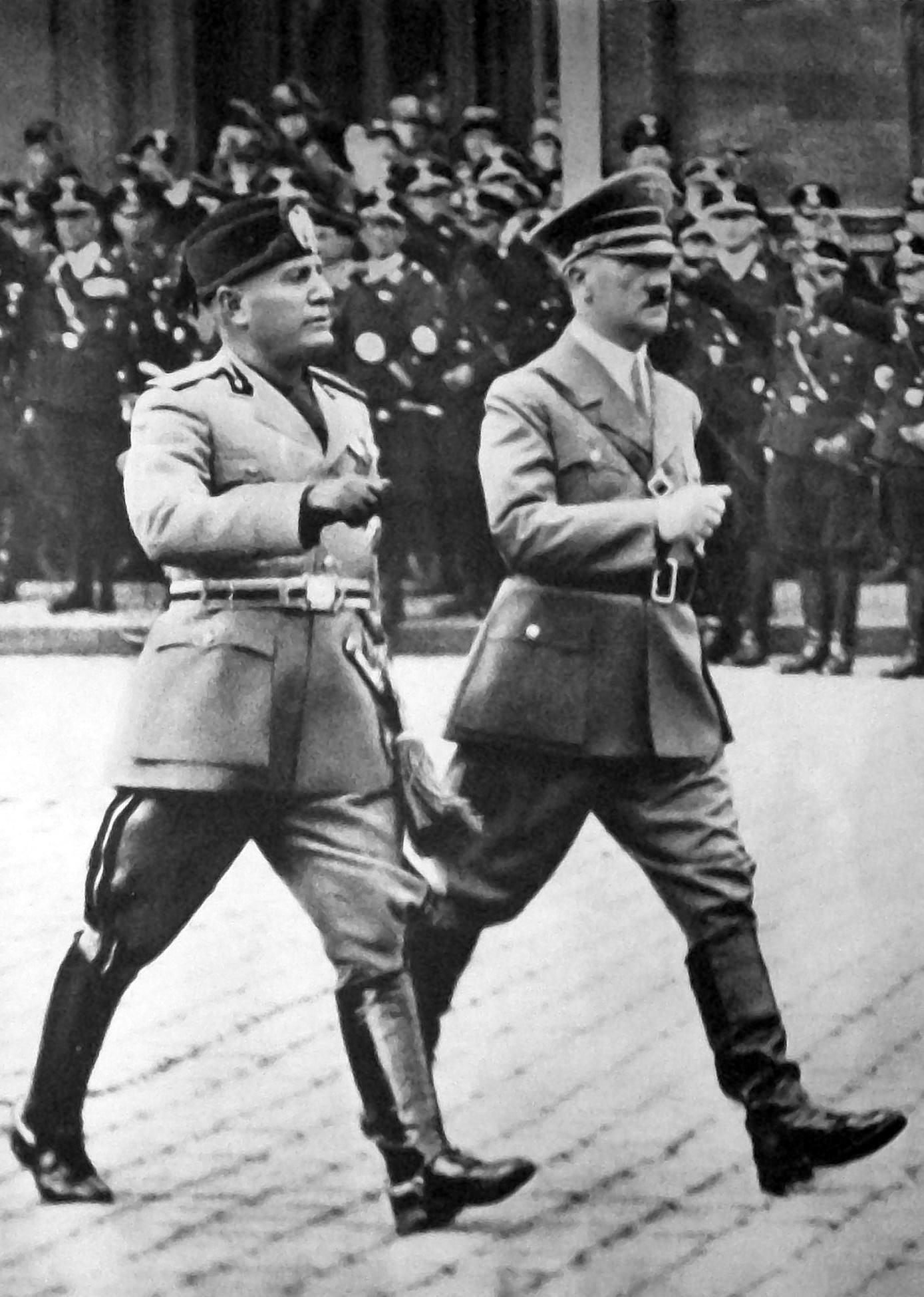 Mistério, esposa de um líder nazista