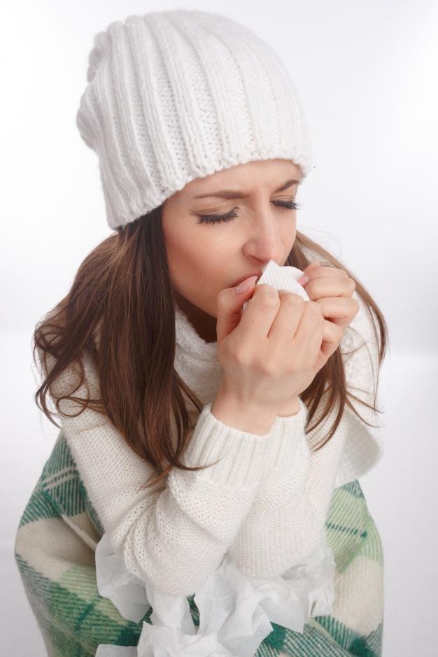 Febre do feno (rinite alérgica)