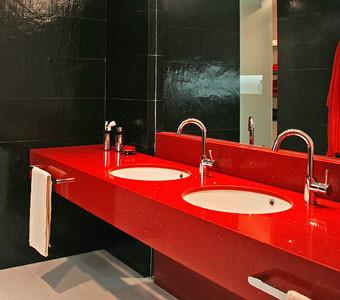 marmore vermelho