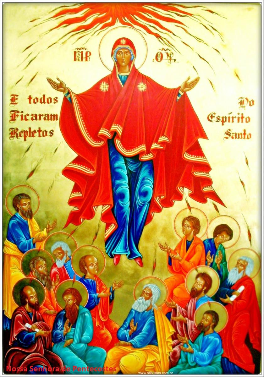 Nossa Senhora de Pentecostes