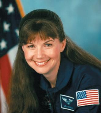 Astronauta Catherine Coleman