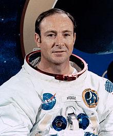 Astronauta - Edgar Mitchell
