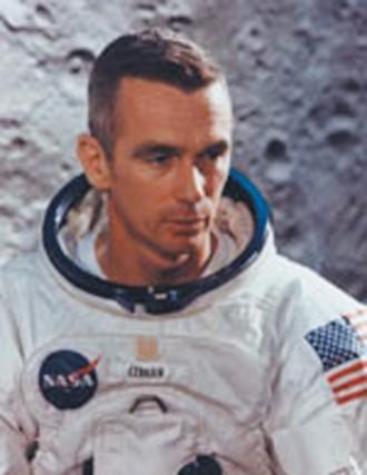 Astronauta Eugene Cernan