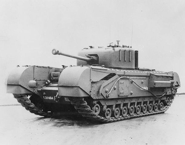 Infantry Tank Mk.IV (A22) Churchill
