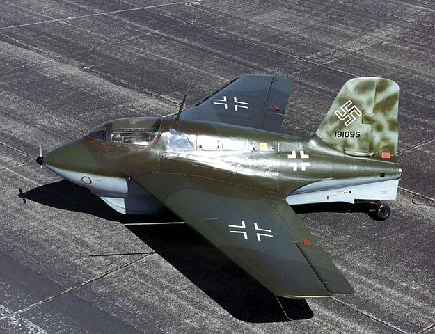 Messerscmitt Me-163 Komet