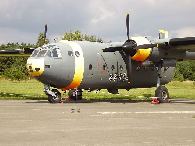 Nord-Aviation N 2501 Noratlas