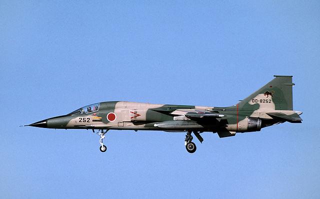 Mitsubishi F-1