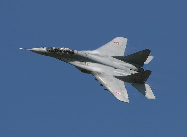 Mikojan/Gurevich MiG-29