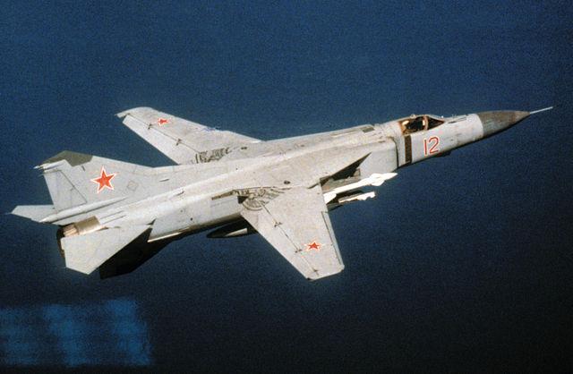 Mikojan/Gurevich MiG-23