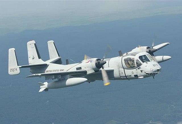 Grumman OV-1 Mohawk