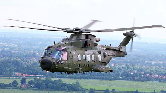 AgustaWestland EH-101 Merlin