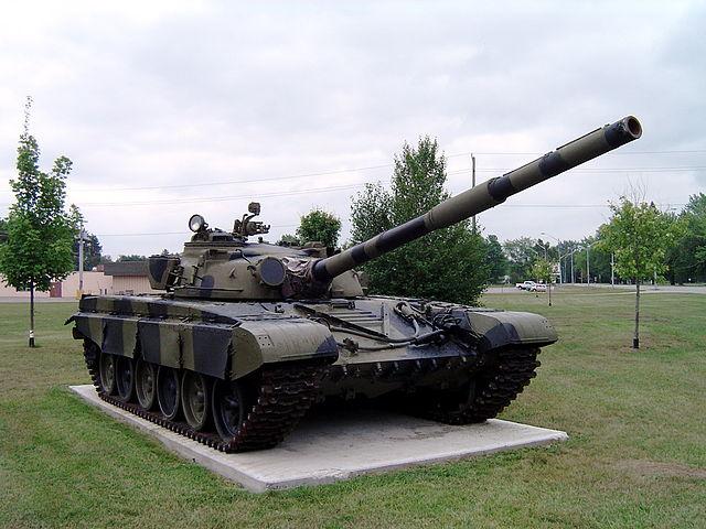 MBT-T72 - Foto