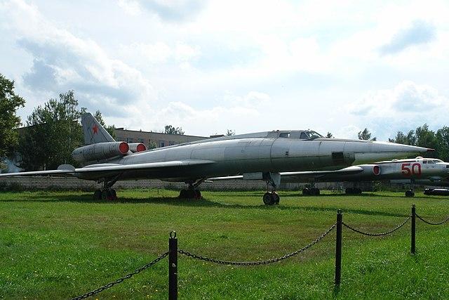 Tupolev Tu-22 (Blinder)