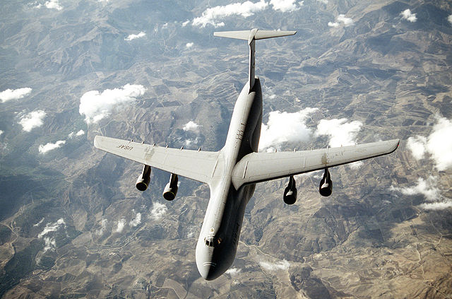 Lockheed C-5 Galaxy - Foto