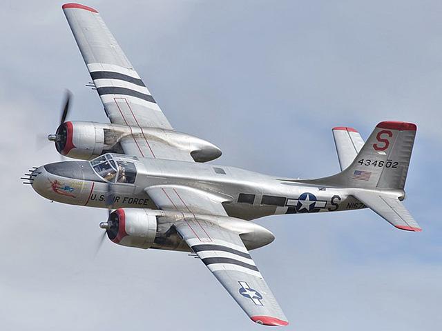 Douglas A26 Invader