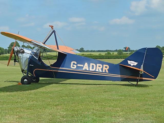 Aeronca C3