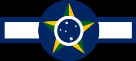 Brazilian Air Force WW2 roundel