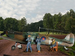 Supermarine Spitfire Mk-I