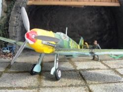 Messerscmitt Bf-109 E