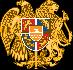 Brasão de armas-Arménia