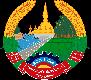 Brasão de armas-Laos