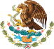 Brasão de armas-México