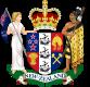 Brasão de armas-Nova zelandia