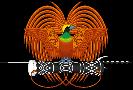 Brasão de armas.Papua-Nova Guiné