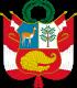 Brasão de armas-Peru