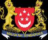 Brasão de armas-Singapura