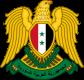 Brasão de armas-Síria