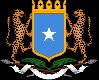 Brasão de armas.Somália