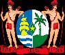 Brasão de armas.Suriname