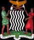 Brasão de armas-Zambia