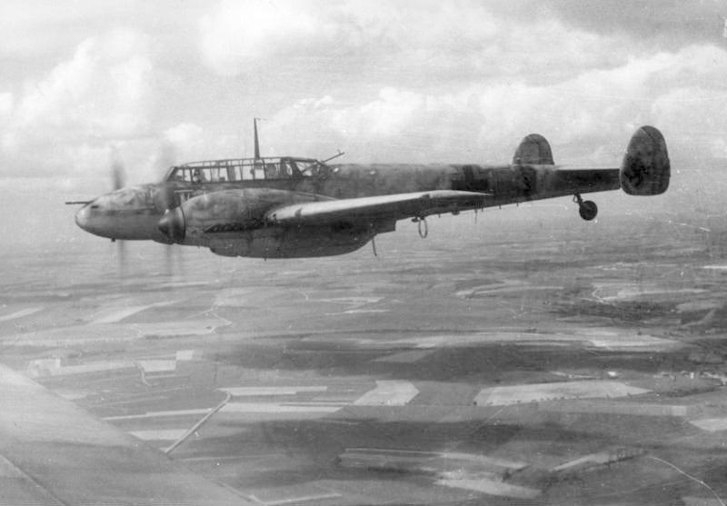 Messerschmitt Bf-110 / Me 110