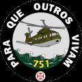 Esquadra 751 -