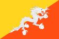 Bandeira-Butão