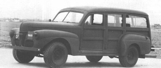 Ford Model C11 ADF