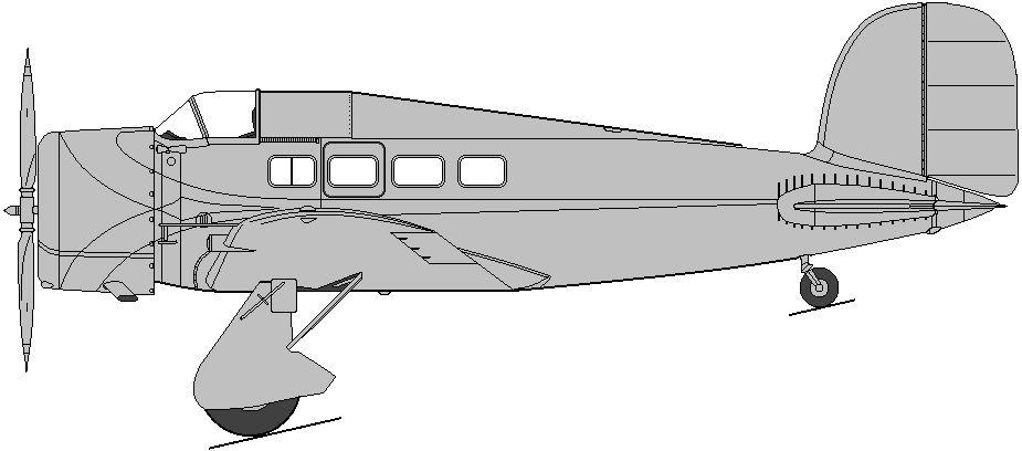 Lockheed Model 9 Orion