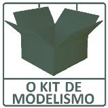 O kit de modelismo