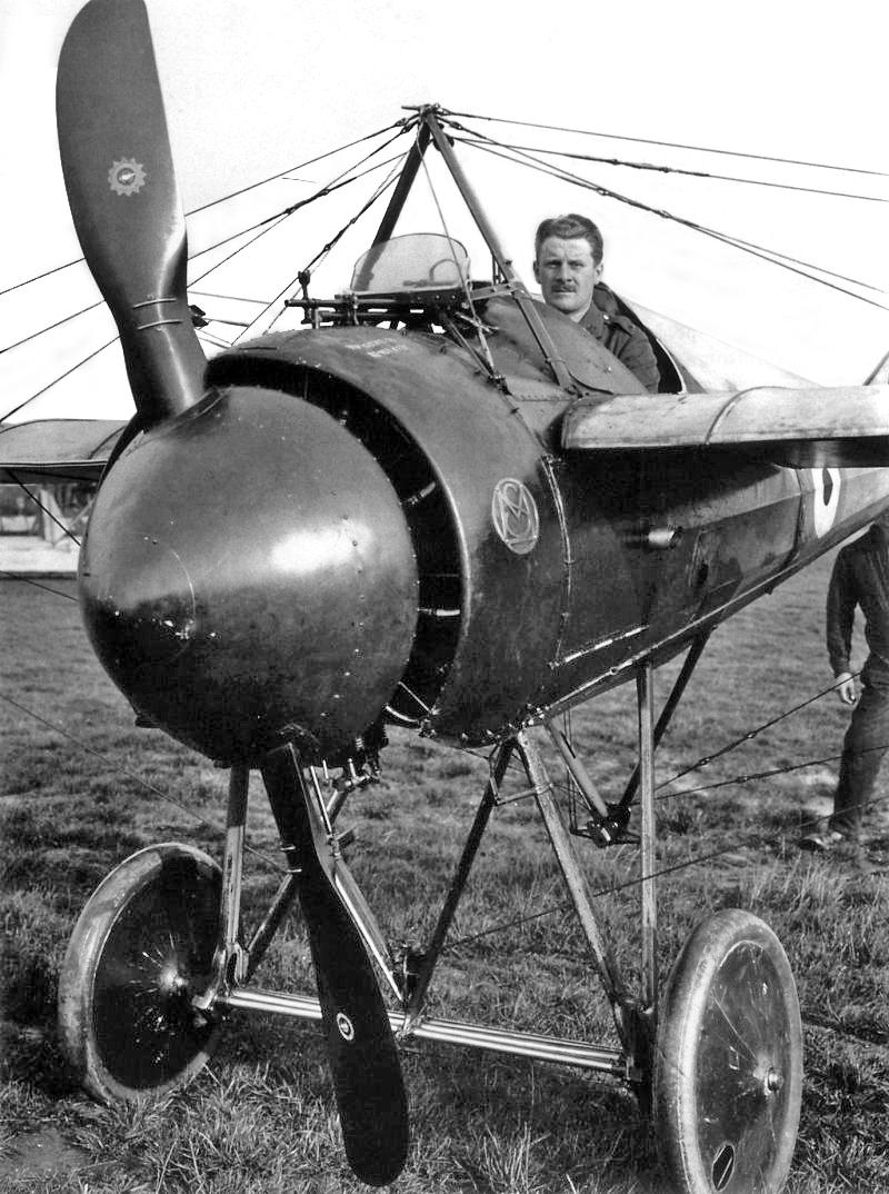 Morane-Saulnier Modelo N (Type N)