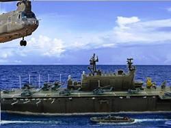 U.S.S. TARAWA (LHA-1)