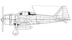 Mitsubishi A6M2 - Model 11